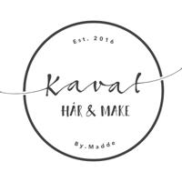 kavat hår och make