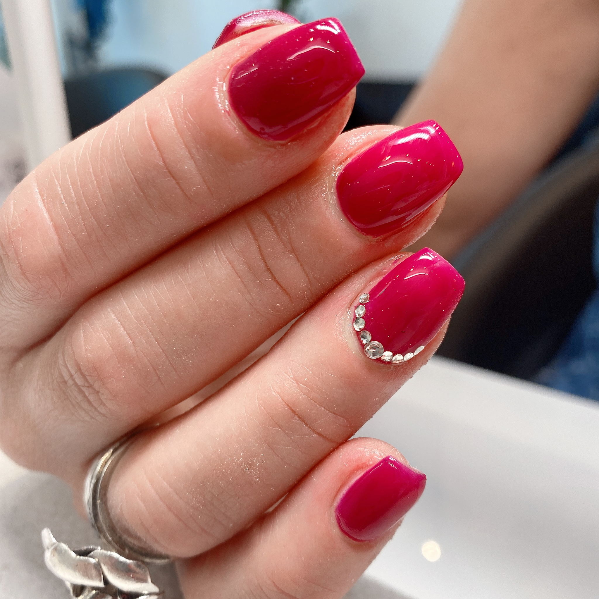 Pin by Биляна Джамбазова on My Nails in 2020   My nails