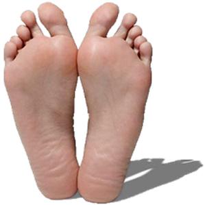 bara fötter linnegatan