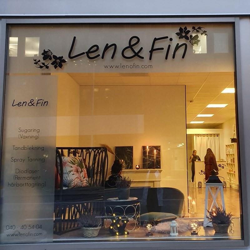 Len Och Fin