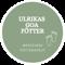 Ulrikas Goa fötter