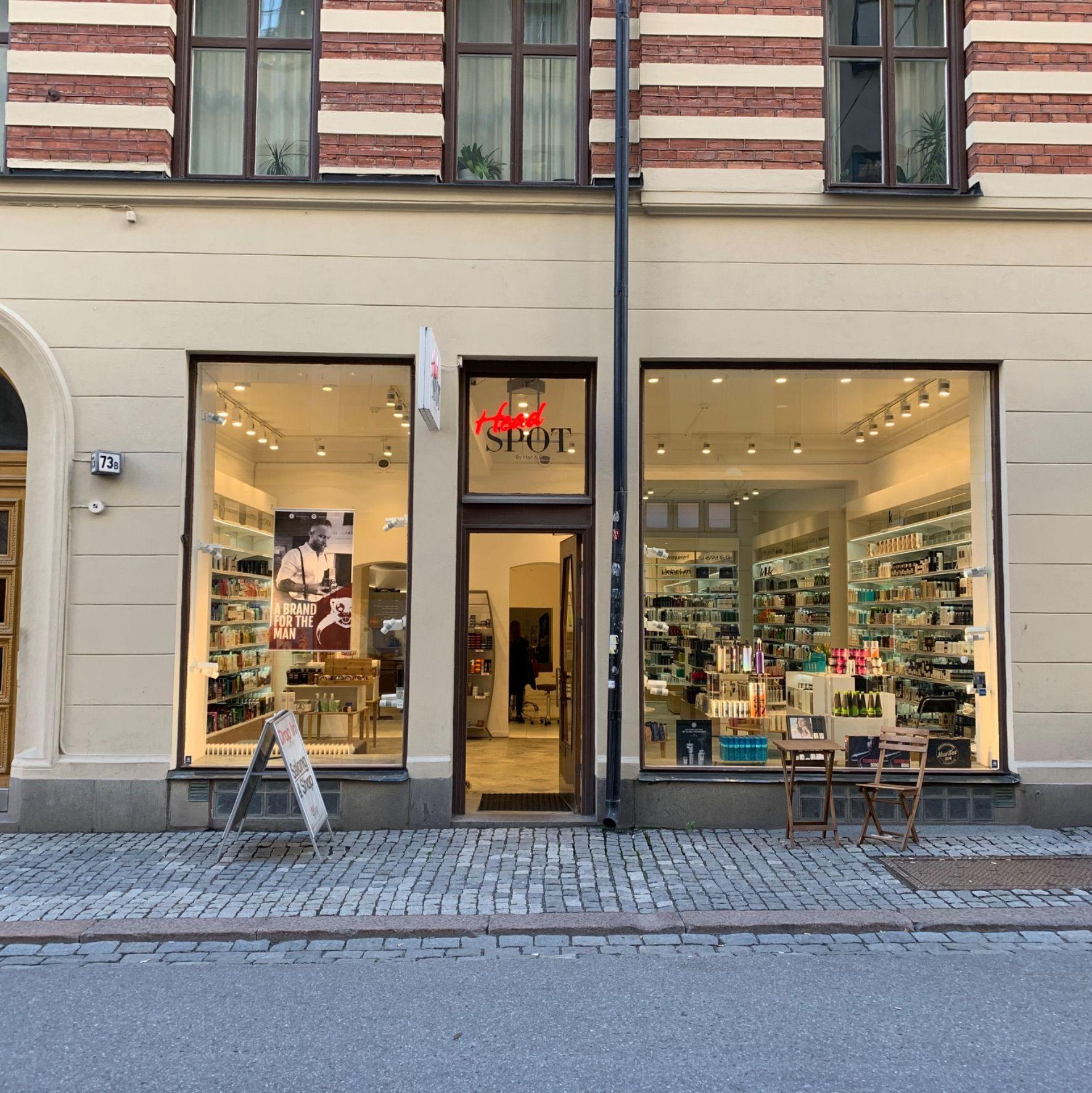 frisör drottninggatan stockholm